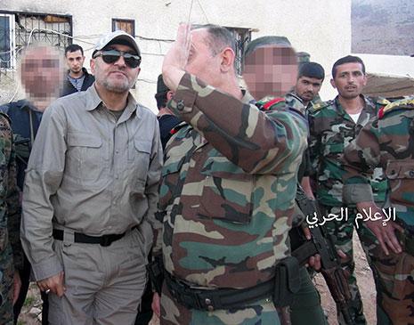 مصطفى بدر الدين: هذا زرعك يُحصد في سوريا