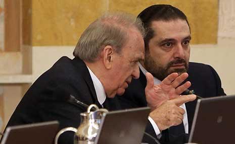 التعديل الحكومي على الطاولة: الحريري يريد إخراج القوات