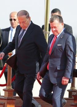 لبنان يعود إلى الساحة العربية