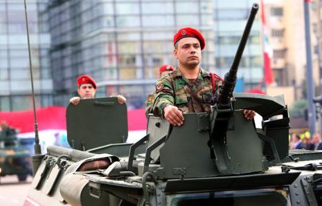 الجيش يستبعد حرباً إسرائيلية على لبنان
