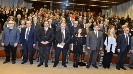 نشاط استثنائي في الذكرى الـ150 لتأسيس الـAUB الرئيسة العالمية للمتخرّجين تلتزم مدّ الجسور بين الجميع