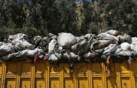 معالجة نفايات إقليم الخرّوب: الأزمة مُستمرّة