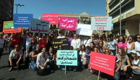 انتفاضة القطاع العام: إضراب حتى انتزاع السلسلة