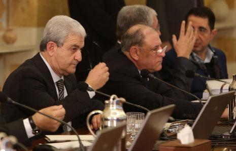 نصف مليار دولار كلفة جلسة الحكومة!