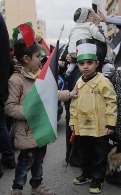 فلسطين في المدارس ليست وجهة نظر