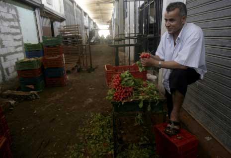 سوق الخضر: شبهات حول دفتر الشروط