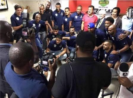نجوم كأس العالم يواجهون لاعبي الدوري اللبناني