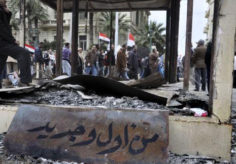 «25 يناير»: الثورة المغدورة