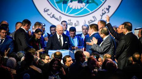 «مؤتمر سوتشي»: قطار التسوية بمن حَضَر!