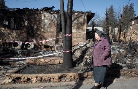 بعد إخماد الحرائق: إسرائيل أمام «نيران» التعويضات