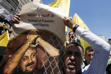 ألف وثلاثمائة أسير: إضراب لليوم الثالث | البرغوثي «يُقلق» العدو و«السلطة»