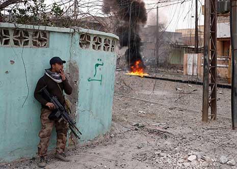 مواجهة أميركا في العراق: عائدون!