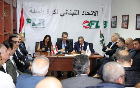 الباسكت «بس عالـ LBC»... وتلفزيون لبنان