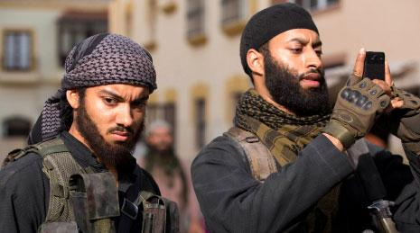 The State مسلسل عن «داعش» يقسم بريطانيا
