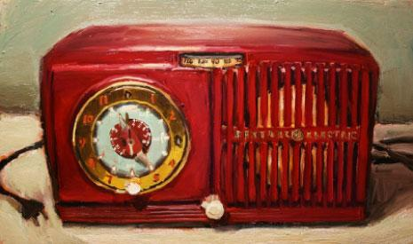 الراديو، على طول الخطّ