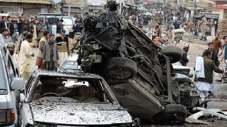 50 قتيلا بهجمات في باكستان