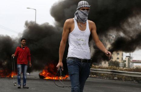 أرعبنا إسرائيل- شادي البوريني