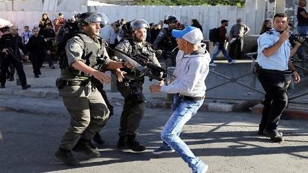 مقتل فلسطيني في مواجهات النبي صالح