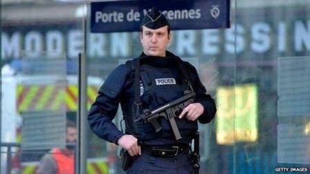 شرطة باريس: 11 ألف رجل أمن يحمون احتفالات اليوم الوطني