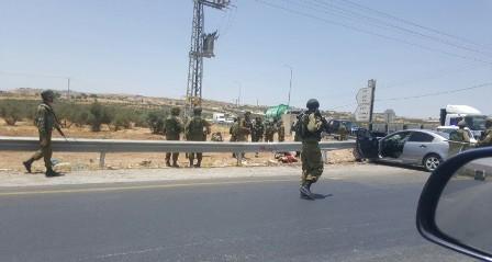 فلسطينيون يشيعون جثمان الشهيدة الطفلة