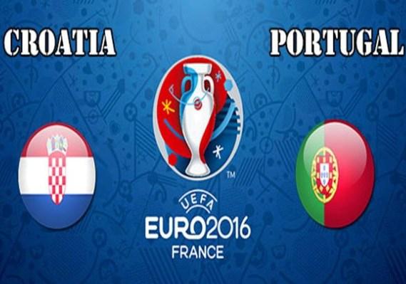 التشكيلة الرسمية لمواجهة البرتغال وكرواتيا باليورو