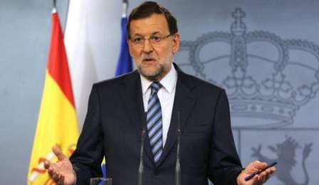 رئيس الوزراء الإسباني: استفتاء كتالونيا كان خارج إطار القانون