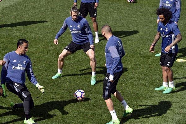 غاريث بيل في قائمة ريال مدريد لمواجهة برشلونة
