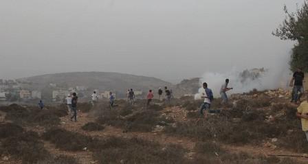 مخيم الجلزون ... بؤرة مواجهة دائمة شمال رام الله