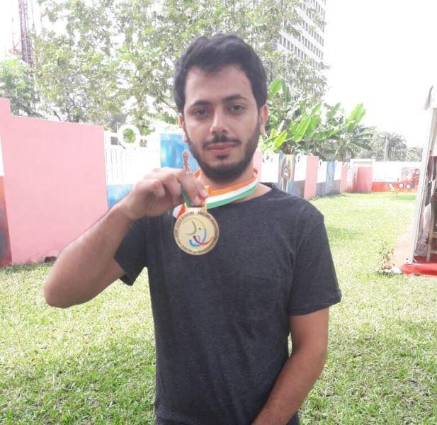 لبنان يفوز بالميدالية الذهبية في الرسم ضمن دورة الالعاب الفرنكوفونية
