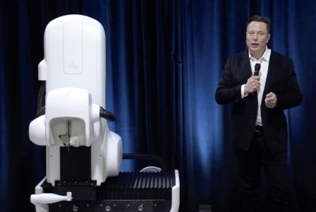 الإنسان الآلة آتٍ: ما يدور في رأس ماسك