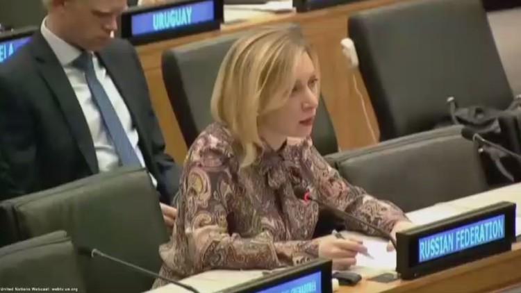 روسيا: على الأمم المتحدة أن تتعاون إعلاميا مع دمشق و