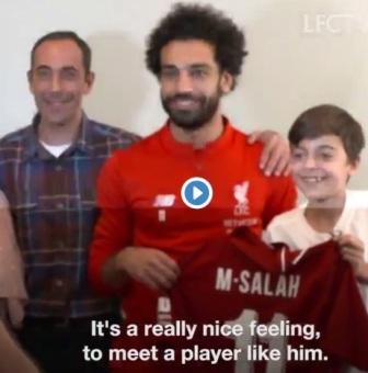 آل الشيخ يستفز المصريين بتصريح مثير حول مشاركة صلاح في المونديال