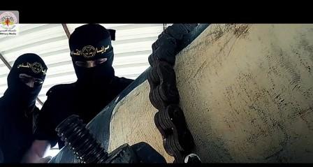سرايا القدس تبثَّ رسالة موجهة للعدو بعنوان