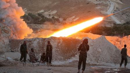 مقتل ضابط ومدني بقصف للمسلحين استهدف قرية في ريف حمص