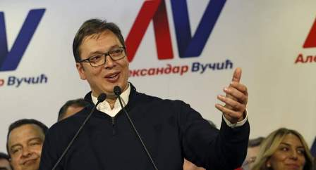 صربيا لا تعتزم الانضمام إلى الناتو