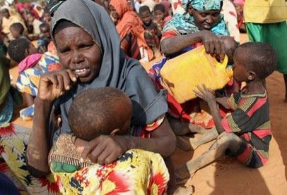 سوء التغذية يهدد أكثر من مليون طفل صومالي