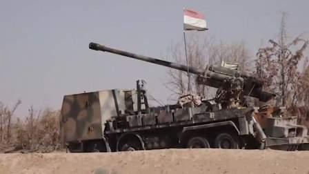 الجيش السوري يسيطر على 8 قرى في ريف دير الزور الغربي ويصل الحدود الشرقية لمحافظة الرقة