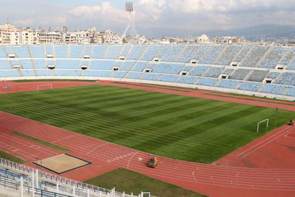 المدينة الرياضية تستضيف مباريات سوريا في تصفيات المونديال