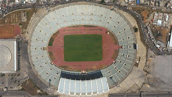 «المدينة الرياضية» تستضيف مباريات في التاسعة مساء للمرة الأولى