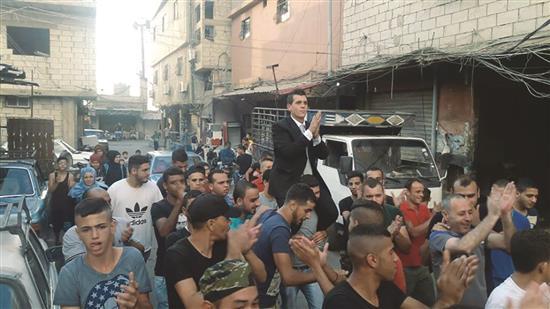 اعتقال ياسين: الجيش يحذّر من ردود فعل في المخيمات