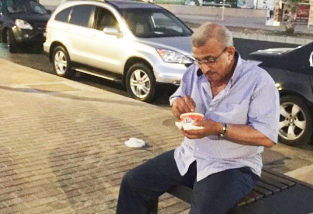 خضر سلامة: الدكتور أسامة سعد  ابن الناس في السياسة، وأهلهم في الشارع