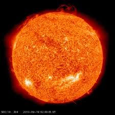 ناسا تنشر صورا مذهلة للبلازما الضخمة حول الشمس