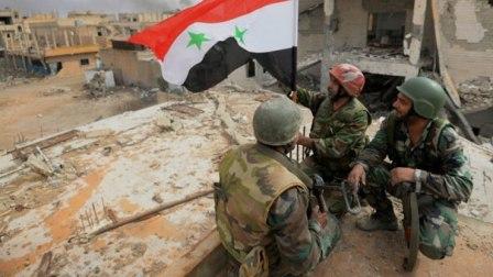 الجيش السوري يدخل مدينة الميادين أهم معاقل 'داعش' الإرهابي في سوريا