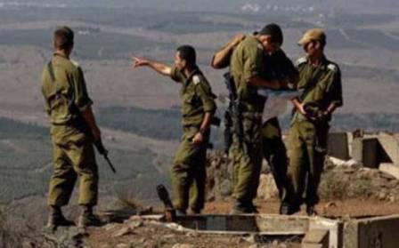 فقدان جندي اسرائيلي في الجولان