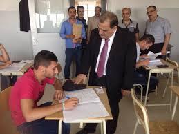 المدير العام للتعليم المهني والتقني أعلن نتائج الامتحانات الرسمية وحدد موعد الدورة الثانية في 17 ايلول
