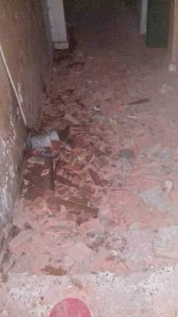 النشرة: انفجار عبوة ناسفة بالشارع الفوقاني لمخيم عين الحلوة ولا اصابات