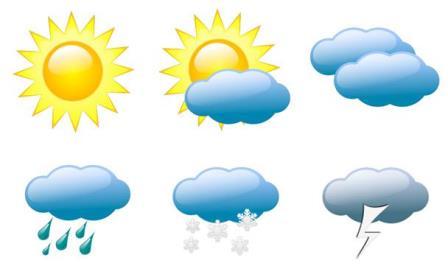 الطقس غدا مشمس والحرارة فوق معدلاتها الموسمية