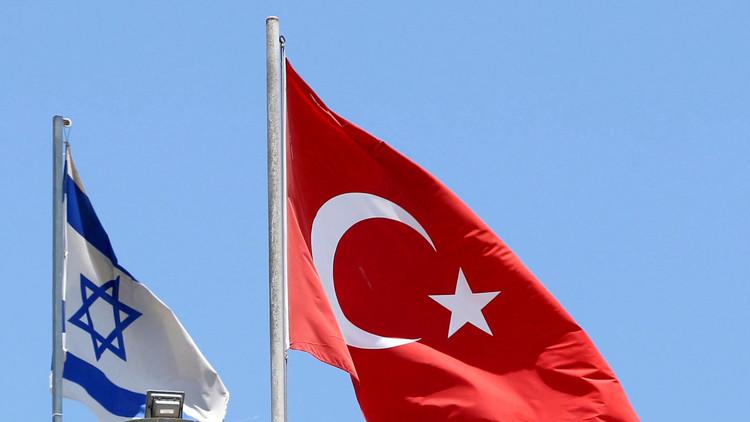وفد إسرائيلي من وزارة الخارجية يصل إلى أنقرة