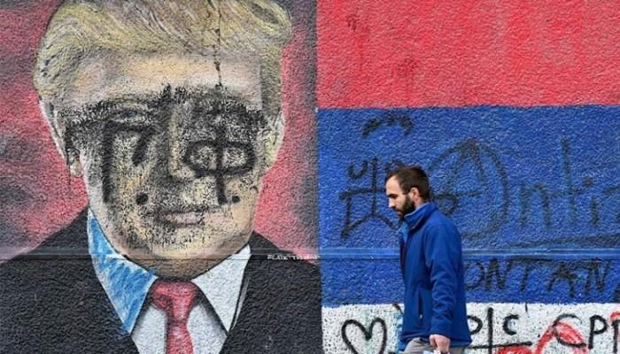 ترامب: سقوط الابتذال
