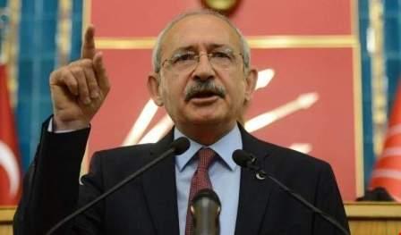 رئيس حزب الشعب الجمهوري التركي المعارض: تركيا تحولت لسجن شبه مفتوح